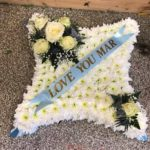 Cushion Floral Tributes